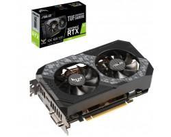 Відеокарта ASUS GeForce RTX2060 6144Mb TUF OC GAMING (TUF-RTX2060-O6G-GAMING)