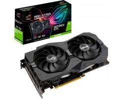 Відеокарта ASUS GeForce GTX1660 SUPER 6144Mb ROG STRIX OC GAMING (ROG-STRIX-GTX1660S-O6G-GAMING)