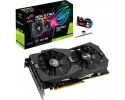Відеокарта ASUS GeForce GTX1650 4096Mb ROG STRIX Advanced GAMING (ROG-STRIX-GTX1650-A4G-GAMING)