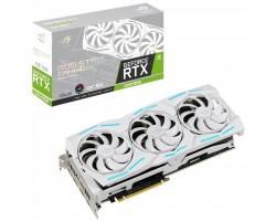 Відеокарта ASUS GeForce RTX2080 SUPER 8192Mb ROG STRIX OC WHITE GAMING (ROG-STRIX-RTX2080S-O8G-WHITE-GAMING)