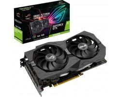 Відеокарта ASUS GeForce GTX1660 SUPER 6144Mb ROG STRIX ADVANCED GAMING (ROG-STRIX-GTX1660S-A6G-GAMING)