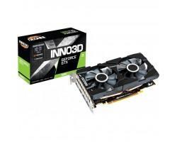 Відеокарта INNO3D GeForce GTX1660 6144Mb Twin X2 (N16602-06D5-1521VA15)