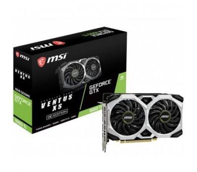 Видеокарта MSI GeForce GTX1660 Ti 6144Mb VENTUS XS OC (GTX 1660 Ti VENTUS XS 6G OC)