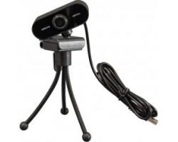 Веб-камера 1STPLAYER 1ST-WC01FHD Black