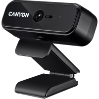 Веб-камера CANYON C2N 1080p Full HD Black (CNE-HWC2N)