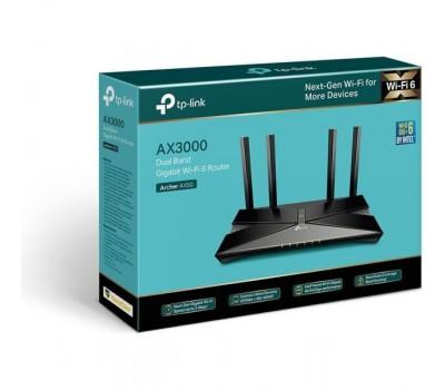 Маршрутизатор Wi-Fi TP-LINK Archer AX50