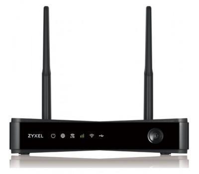 Маршрутизатор Wi-Fi Zyxel LTE3301 PLUS