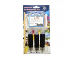Заправочний набір WWM HP №21/121/122 (3 x 20мл) Black Pigmented (IR3.H30/BP)